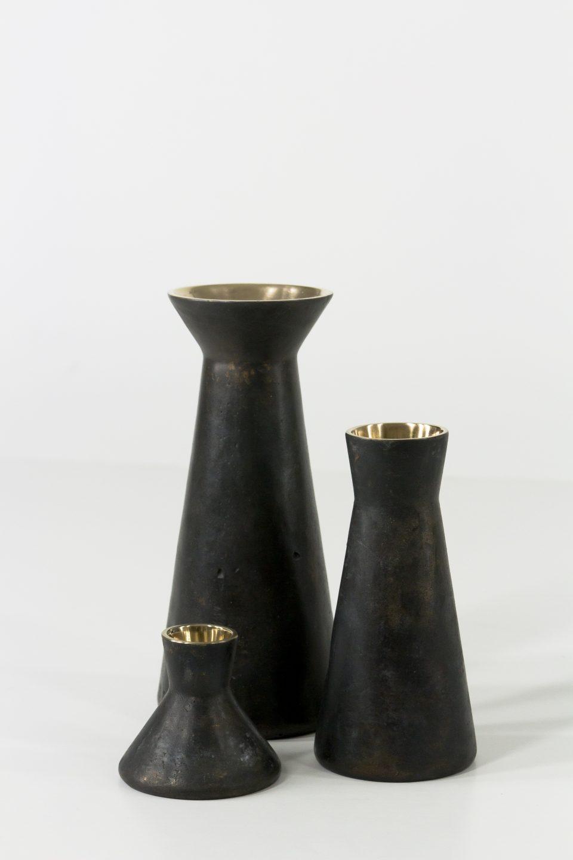 Y-01 Vase - 2014 - vasi - alexander rehn