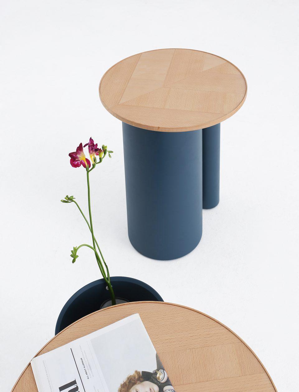 Baldr Side Table - 2019 - Yensuo