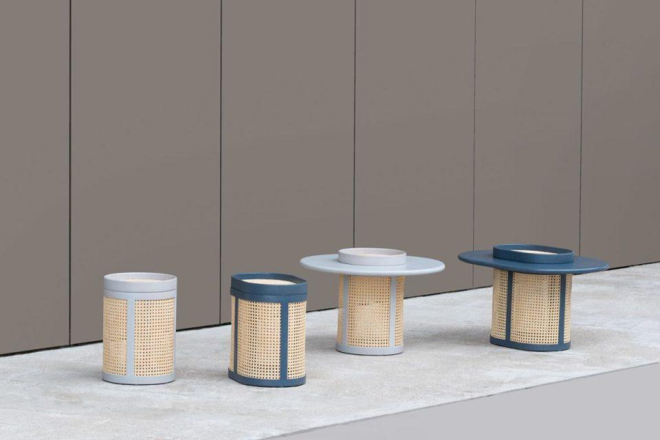 Rattan Table - 2019 - Studio Ryte
