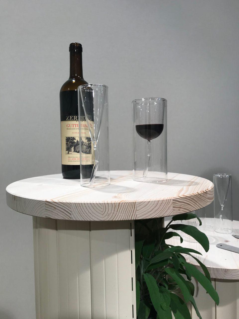 Ode – wine glass set - 2019