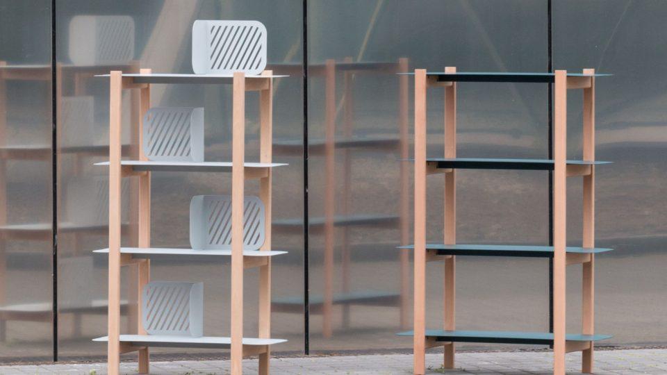 Shelves Up - 2019