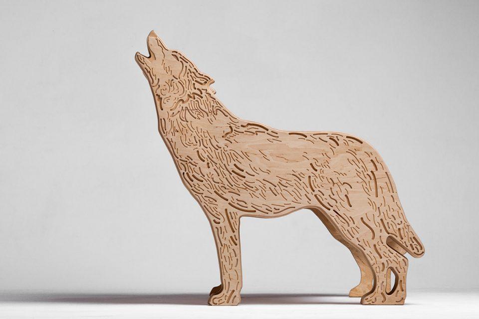 Wolf Armchair - 2019