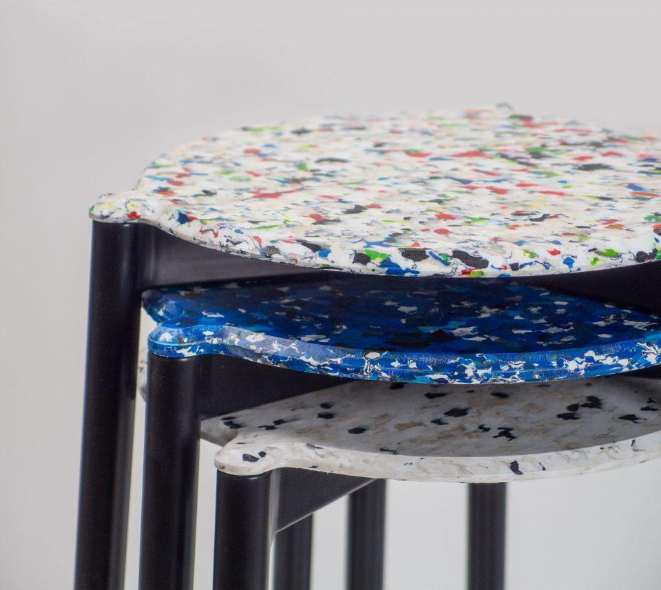 confetti colletion - Mendel Heit - 2019