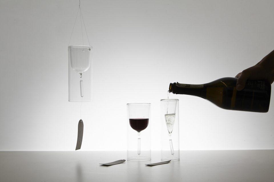 Ode – wine glass set - 2019 - Galao design studio