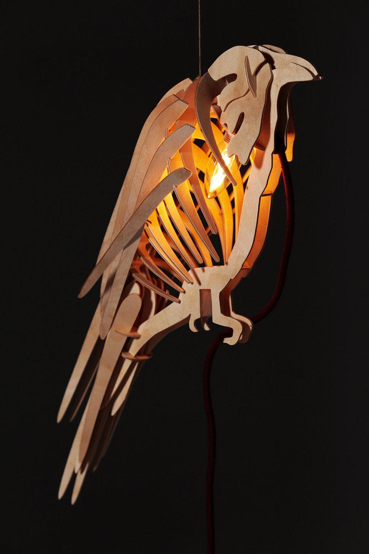 Raven Hanging Lamp - 2019