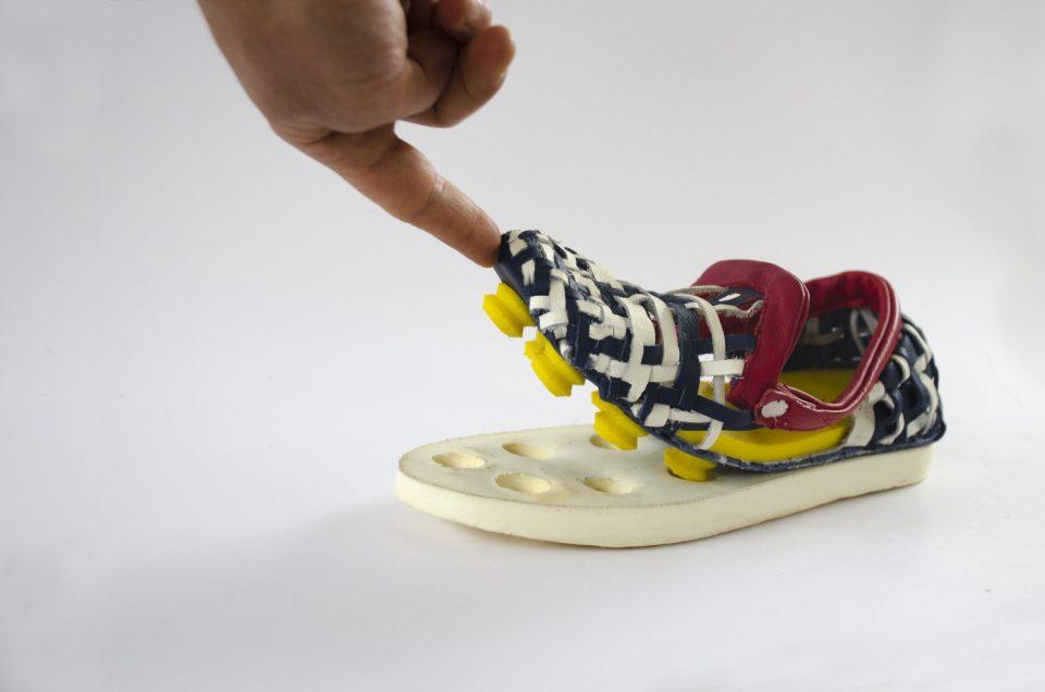 Rolling Shoes – modular shoes - Galao design studio - 2015